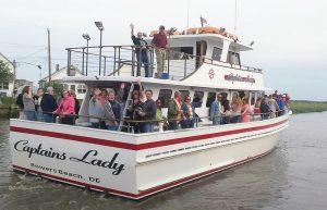 JPs boat ride - 05202016