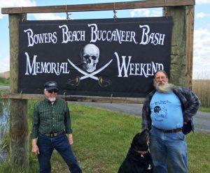Bowers Buccaneer Bash sign