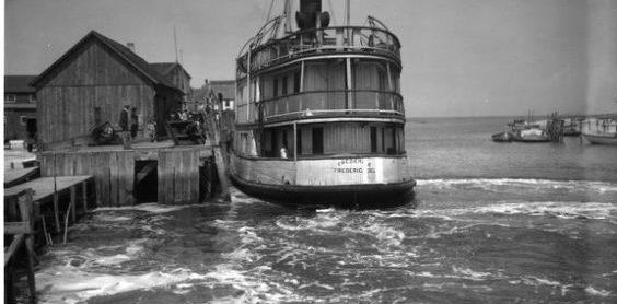 frederica steamship photo